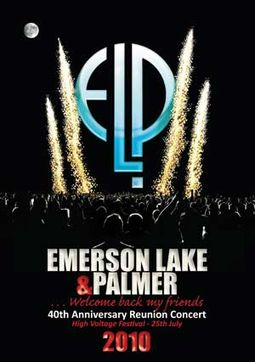 Emerson, Lake & Palmer - 40th Anniversary Reunion