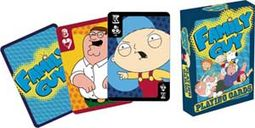 Family Guy - Cast - Playing Cards