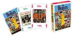 The Beatles - #1's: Playing Cards