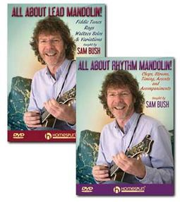 Sam Bush - All About Rhythm & Lead Mandolin