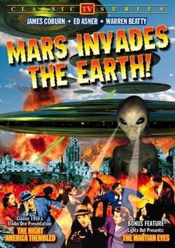 Mars Invades The Earth: The Night America