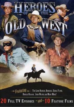 TV Westerns - Heroes of the Old West: 20 TV