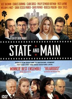 State and Main (Widescreen & Full Screen)