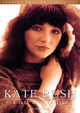 Kate Bush - A Life of Surprises (2-DVD)