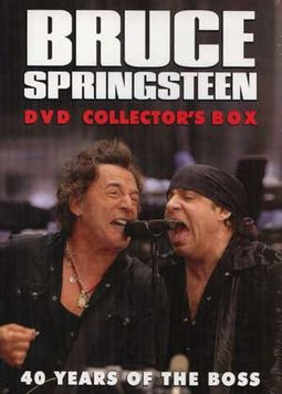Bruce Springsteen: 40 Years of The Boss (2-DVD)