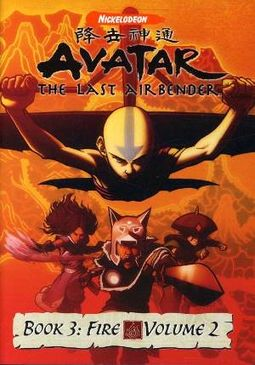 Avatar: The Last Airbender - Book 3: Fire Volume 2