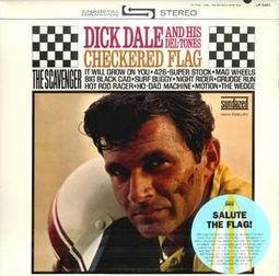 Checkered Flag (180Gv)