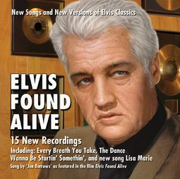 Elvis Presley - Elvis Found Alive: New Song and
