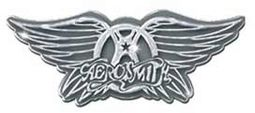 Aerosmith - Wings Logo - Pin Badge