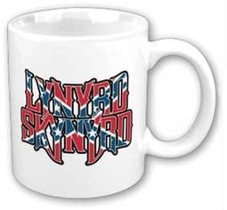 11 oz. Boxed Mug: Flag Logo