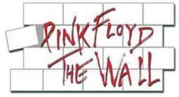 Pink Floyd - The Wall: Logo Pin Badge