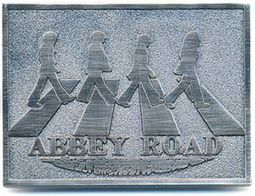 The Beatles - Abbey Road: Belt Buckle