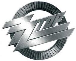 ZZ Top - Pin Badge: Circle Logo