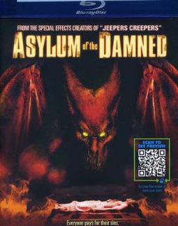 Asylum of the Damned (Blu-ray)