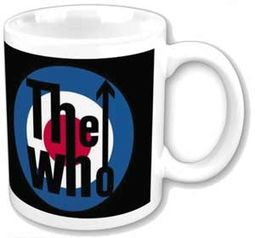 The Who - 11 oz. Boxed Mug: Target Logo