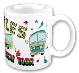 Magical Mystery Tour: 12 oz. Ceramic Mug