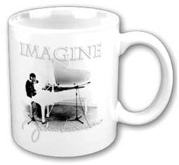 John Lennon - Imagine - 11 oz. Ceramic Mug