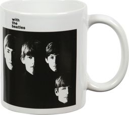 The Beatles - With The Beatles: 12 oz. Ceramic Mug