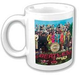 The Beatles - Sgt. Peppers: 12 oz. Ceramic Mug