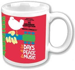Woodstock - 11 oz. Boxed Mug: 'Poster'