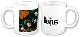 Rubber Soul: 12 oz. Ceramic Mug