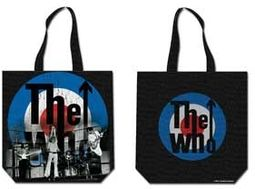 "The Who - ""Target"" Cotton Tote Bag"