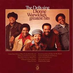 The Dells Sing Dionne Warwick's Greatest Hits