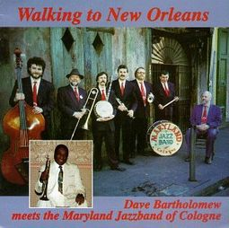 Walking To New Orleans : Dave Bartholomew Meets