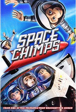 Space Chimps (Dual Side, Widescreen)