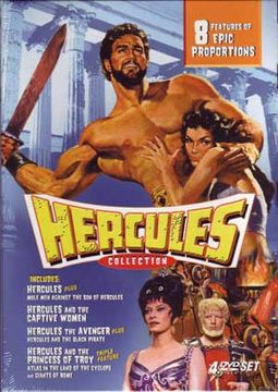 Hercules Collection (4-DVD)