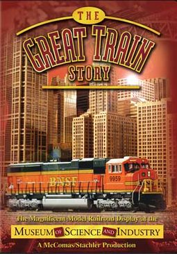 Trains - The Great Train Story