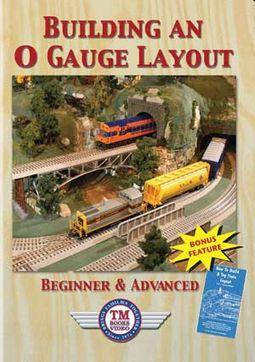 Trains (Toy) - Building An O-Gauge Layout