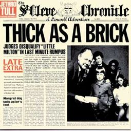 Thick as a Brick [Bonus Tracks] (Limited)