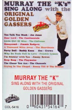 Sing Along With The Original Gassers (Audio