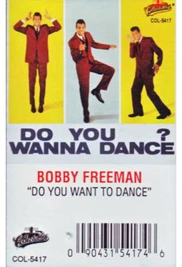 Do You Wanna Dance? (Audio Cassette)