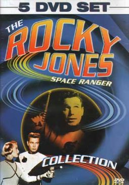 Rocky Jones, Space Ranger Collection (16 Episodes