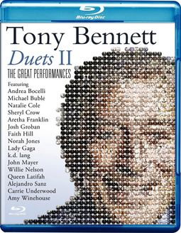 Duets II - The Great Performances (Blu-ray)