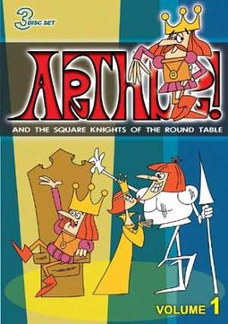 Arthur and the square knights of the round table volume 1 - Knights of the round table watch price ...