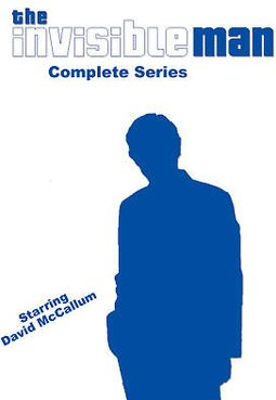 The Invisible Man - Complete Series (4-DVD)