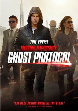 Mission: Impossible - Ghost Protocol (Includes