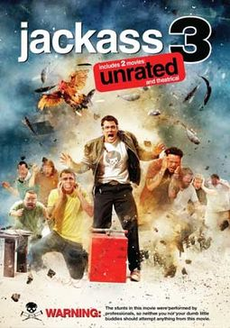 Jackass 3 (Rated, Unrated)