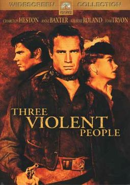 Three Violent People (Widescreen)