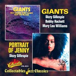 Giants (with Bobby Hackett & Mary Lou Williams) /
