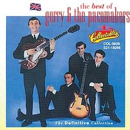 Best of Gerry & The Pacemakers - The Definitive