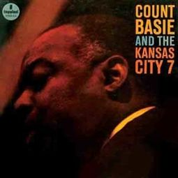 Count Basie and the Kansas City 7 [Japanese