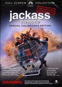 Jackass: The Movie (Full Screen)