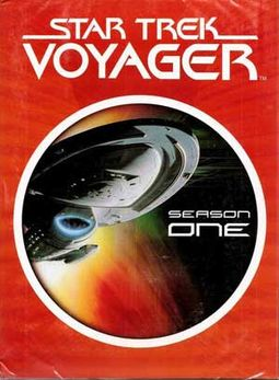 Voyager - Complete 1st Season (5-DVD)