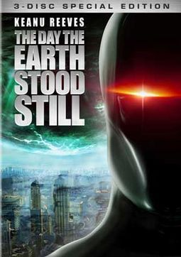 The Day the Earth Stood Still (3-DVD, Includes