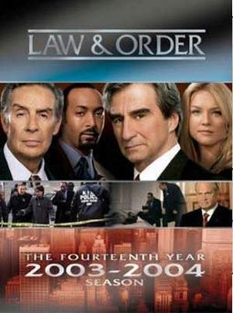 Law & Order - Year 14 (3-DVD)
