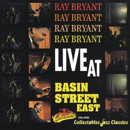 Live At Basin Street East
